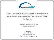 Foot Orthotic Insoles Market | IndustryARC