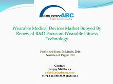 Wearable Medical Devices Market | IndustryARC