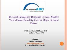 Personal Emergency Response Systems Market: Senior Alert Systems