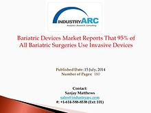 Bariatric Devices Market | IndustryARC