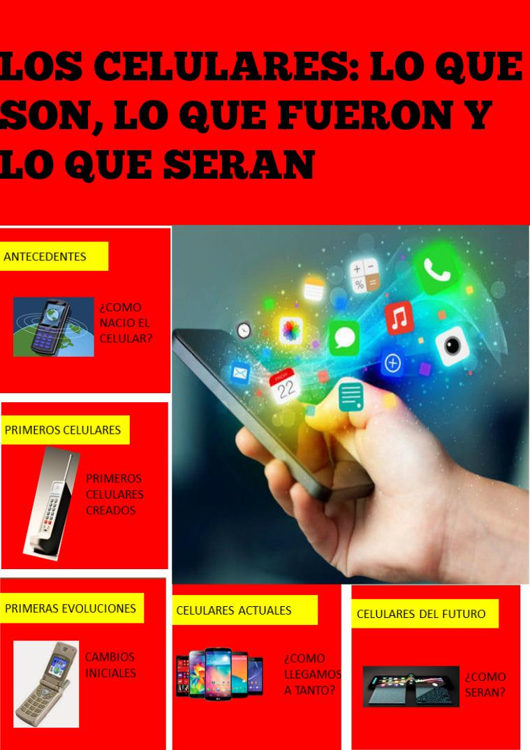los celulares: hoy, ayer y mañana 20