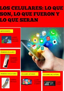 los celulares: hoy, ayer y mañana