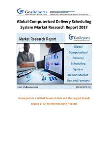 Global Computerized Delivery Scheduling System Market Research Report