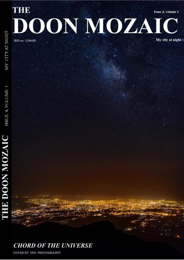 My City At Night - Special Issue, August 2016 issue 4, volume 1