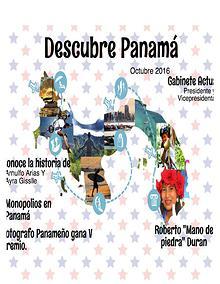 Descubre Panamá