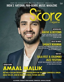 The Score Magazine - Archive