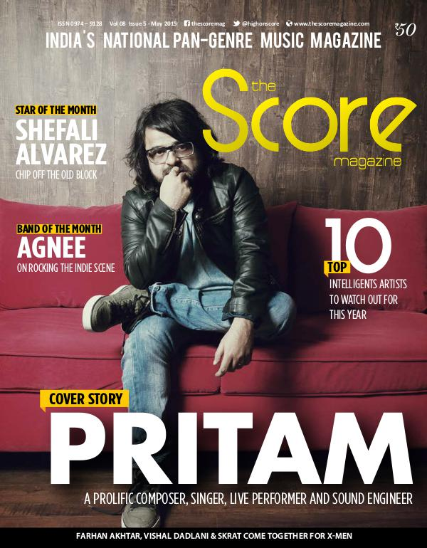 The Score Magazine - Archive May 2015 issue!