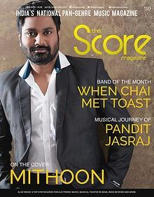 The Score Magazine