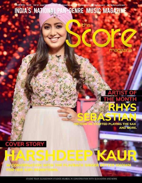 The Score Magazine June 2019
