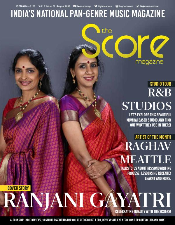 August 2019 issue!