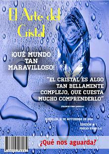 Cristales, un mundo por conocer