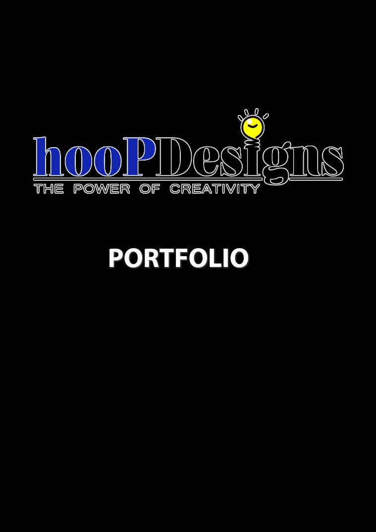 Creations Portfolio Issue
