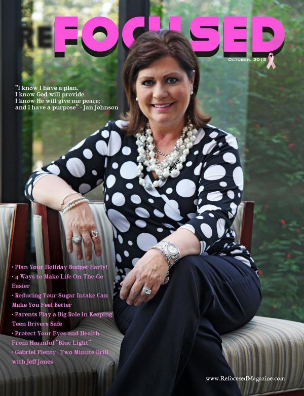 Refocused Magazine October 2015