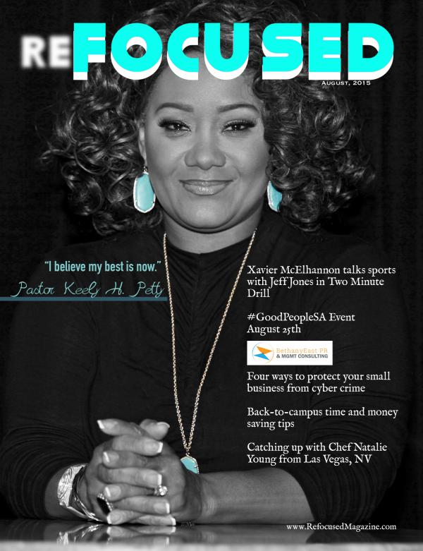 Refocused Magazine August 2015
