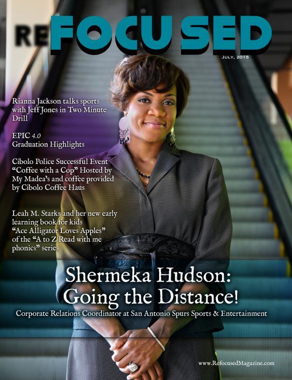 Refocused Magazine July 2015