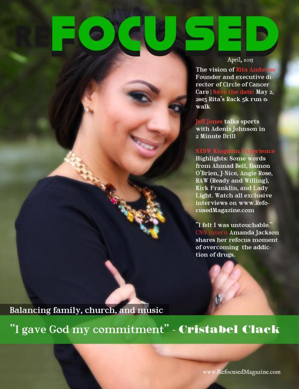Refocused Magazine April 2015