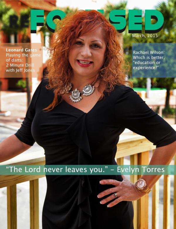 Refocused Magazine March 2015
