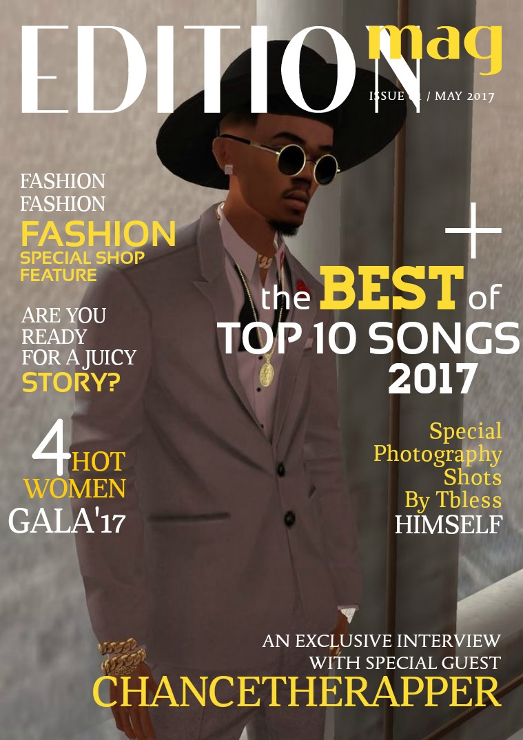 Edition May Issue