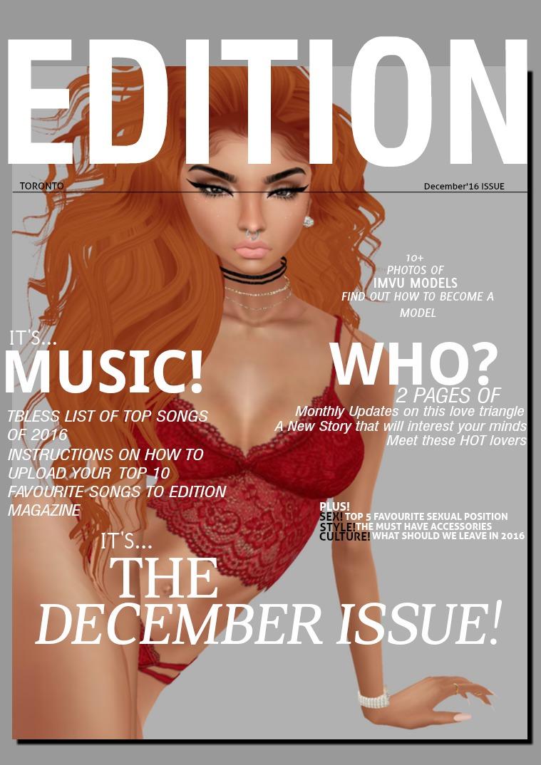 Edition Magazine