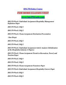 HM 370 RANK Education Terms/hm370rank.com