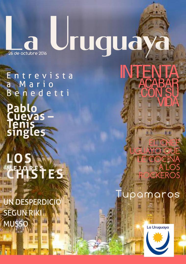 La Uruguaya volumen 1