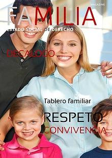 Mi Familia Es Un Estado Social de Derecho