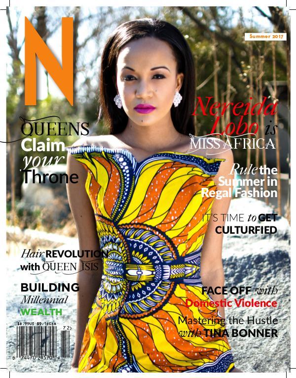 Nura Magazine NURA Magazine Summer 2017
