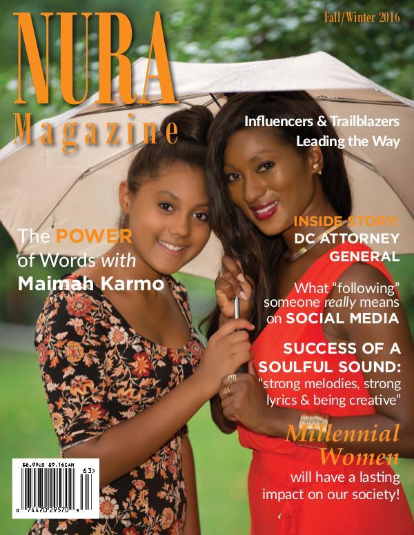 Nura Magazine Fall/Winter 2016