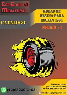 Catalogo de Rodas de Resina 1/64 V-1