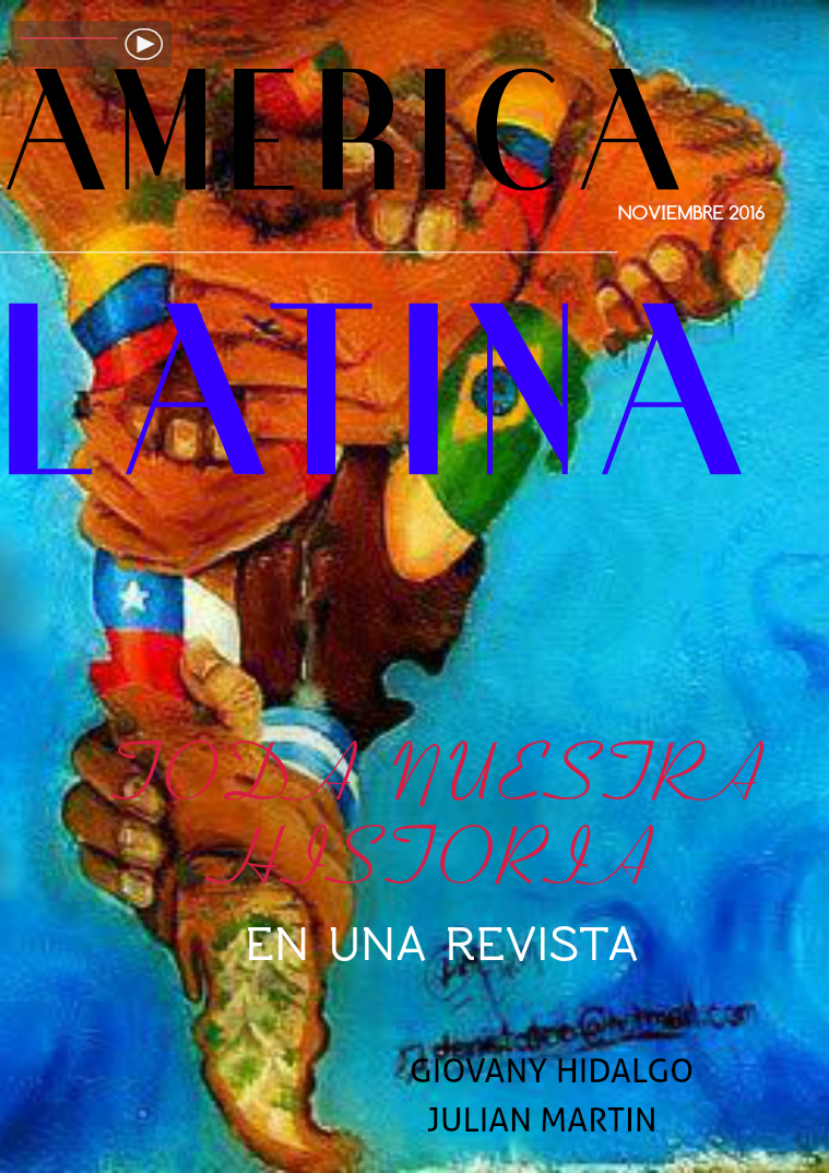 REVISTA america latina