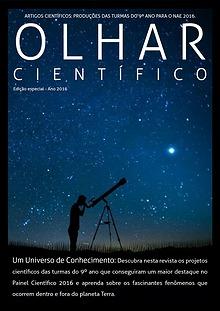 Olhar Científico - Um universo de Conhecimento