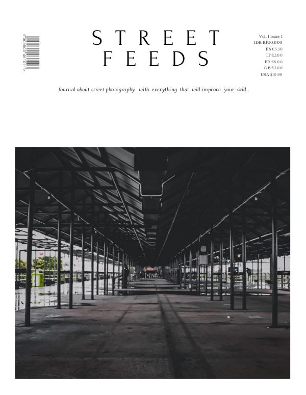 Street Photography Issue Vol. 1