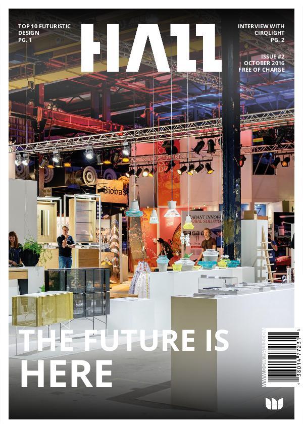 HALL2 Dutch Design Week