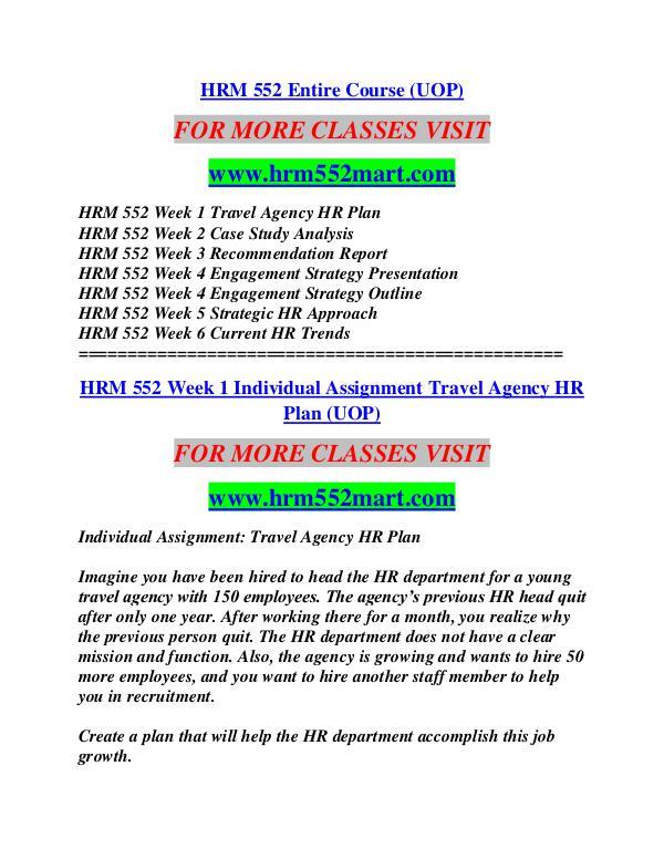 HRM 552 MART Education Terms/hrm552mart.com HRM 552 MART Education Terms/hrm552mart.com