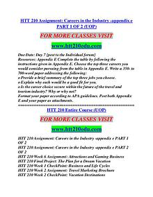 HTT 210 EDU Education Terms/htt210edu.com