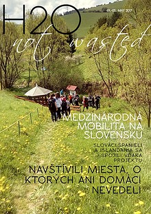 H2O not wasted - Medzinárodná mobilita na Slovensku