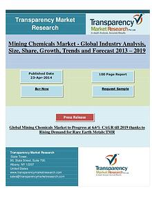 Global Mining Chemicals Market