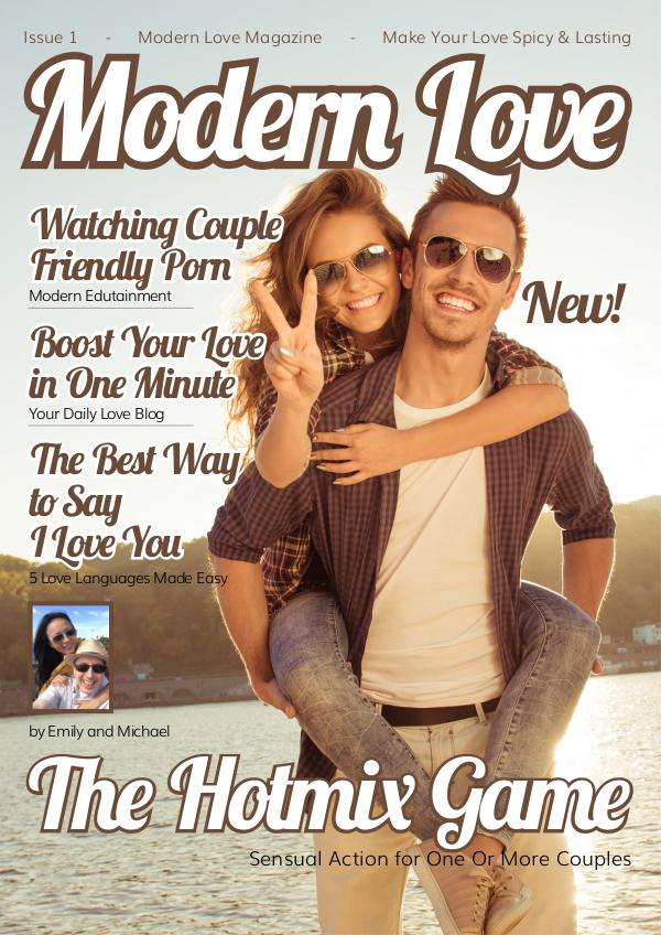 Modern Love Mag Issue 1