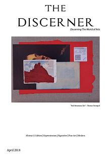 The Discerner Art Publication - April issue 2018