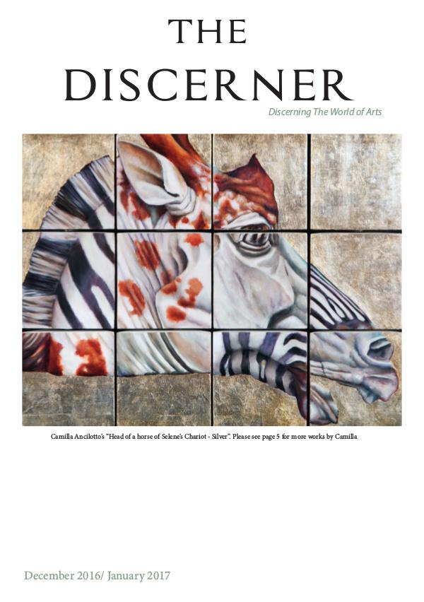 The Discerner Magazine December 2016 / January 2017