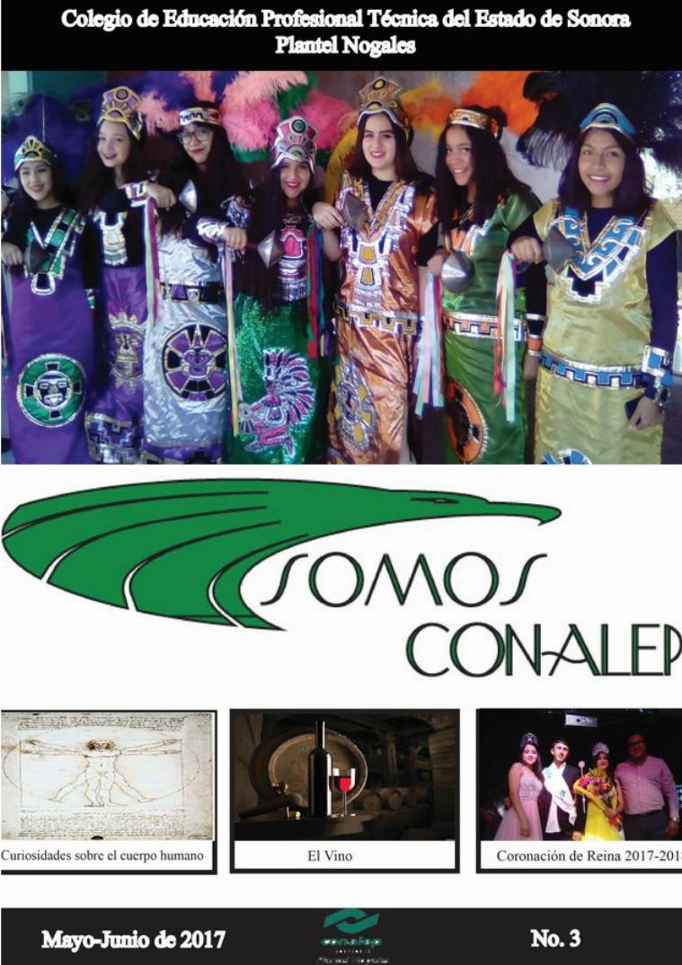 SOMOS CONALEP Edición #3 (Mayo-Junio)