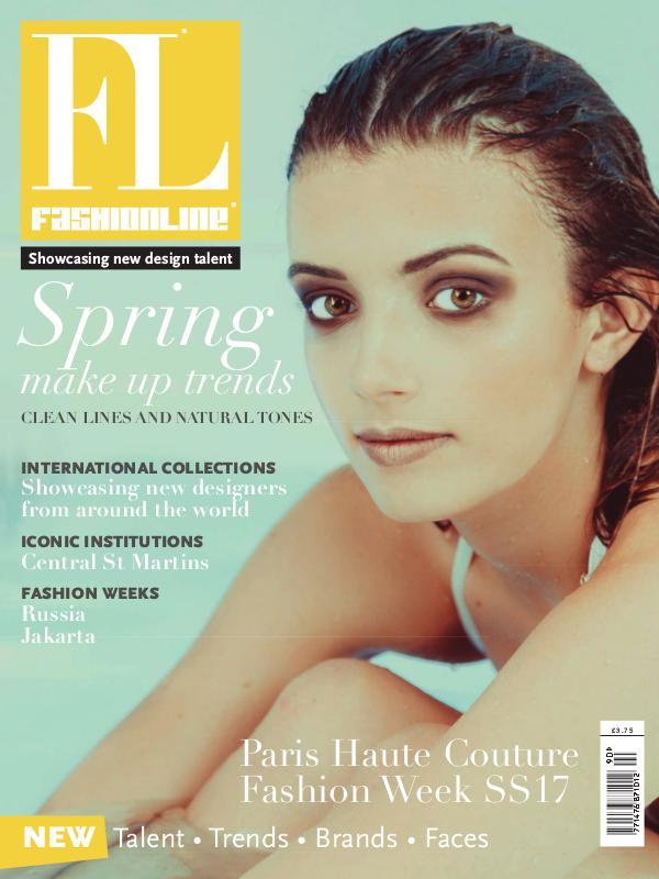 Fashionline Magazine FASHIONLINE. No. 099