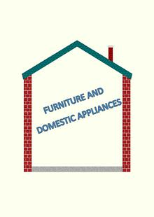 FURNITURE AND DOMESTIC APPLIANCES