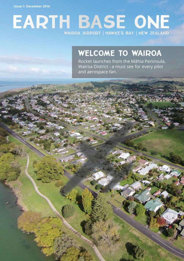 Earth Base One - Welcome to Wairoa 1