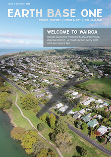 Earth Base One - Welcome to Wairoa