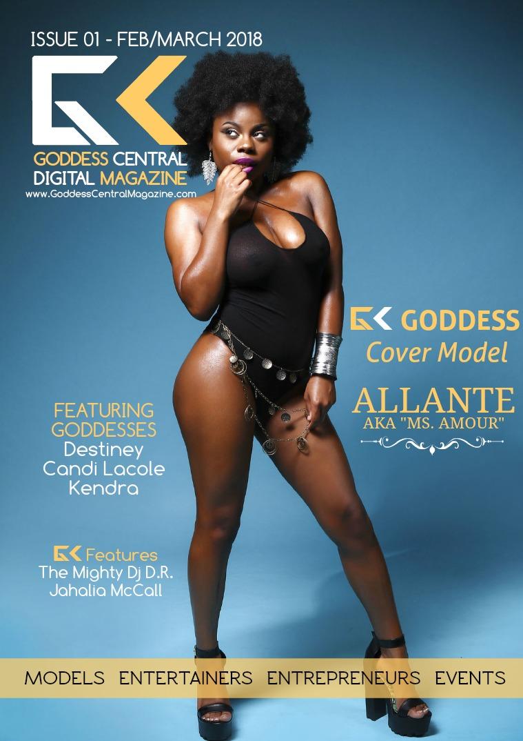 Muuves Digital Magazine Goddess Central Digital Magazine Feb/March 2018