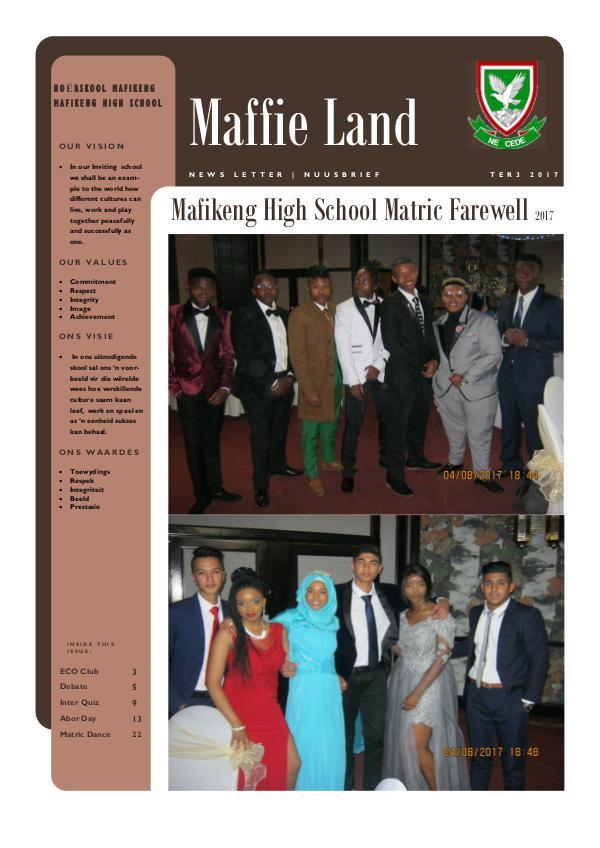 Maffieland Maffie_Land_TERM3_2017