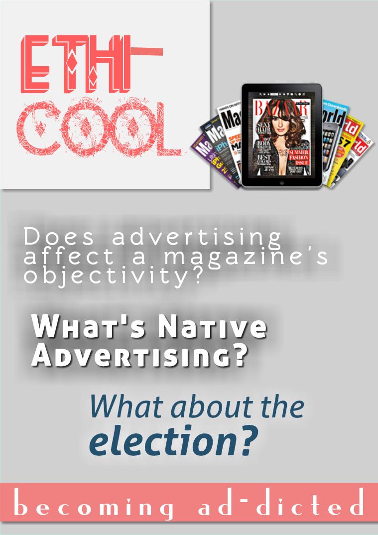 Magazine Journalism Project 1