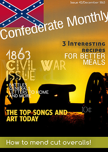 Confederate monthly