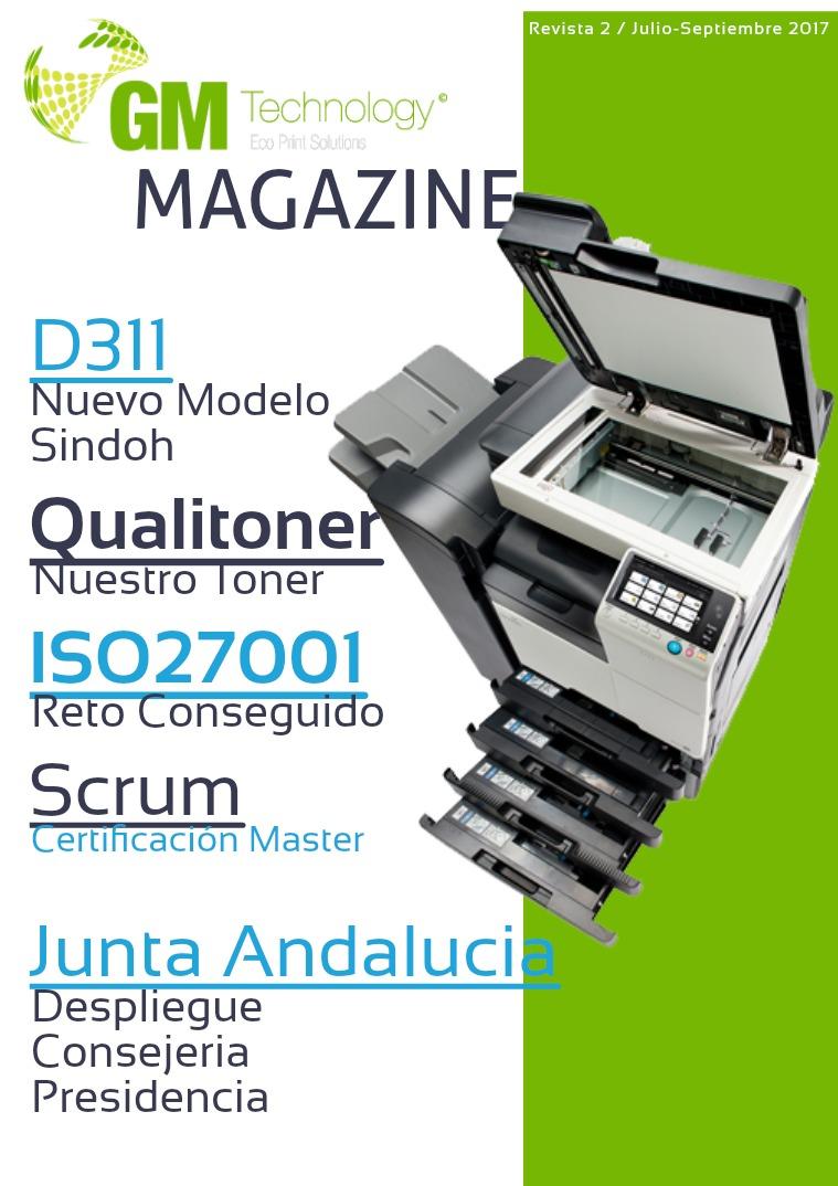 Revista Enero Marzo 2017 GM Technology 2 Abril Junio GM Technology